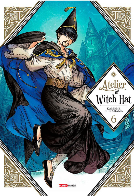 Atelier of Witch Hat # 6