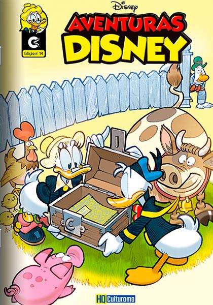 Aventuras Disney # 14