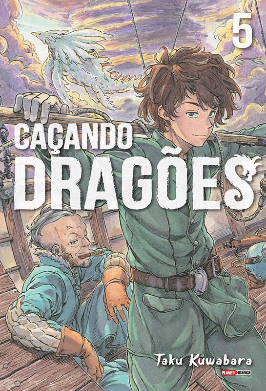 Caçando Dragões # 5