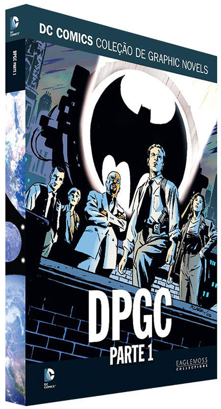 DC Comics - Coleção de Graphic Novels - Sagas Definitivas - Volume 25 - DPGC - Parte 1