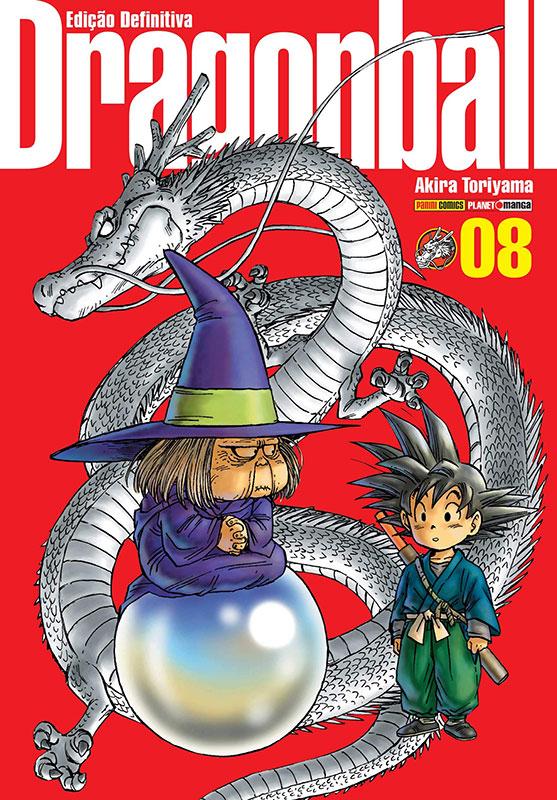 Dragon Ball – Edição Definitiva – Volume 8