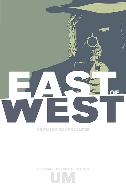 East of West – Volume 1 – A Batalha do Apocalipse