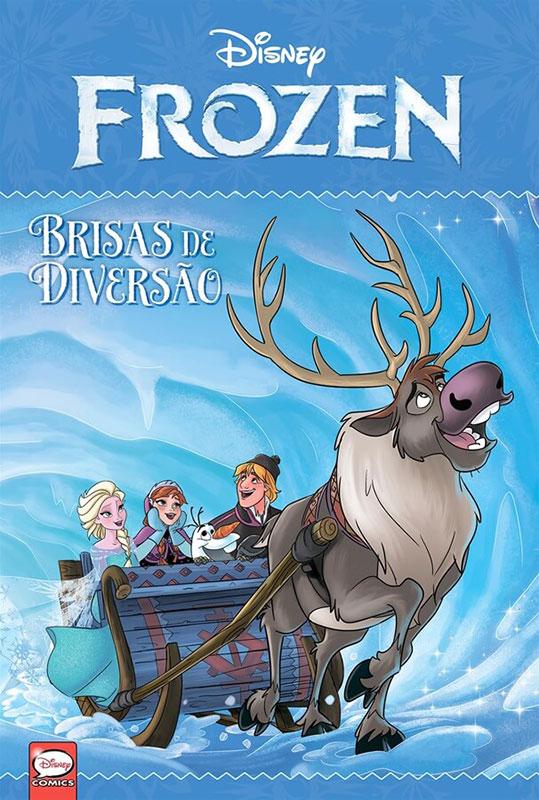 Frozen - Brisas e diversão