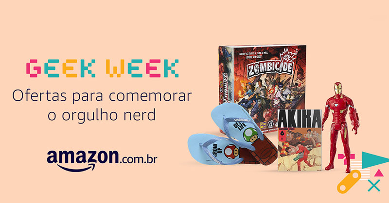 Geek Week da Amazon