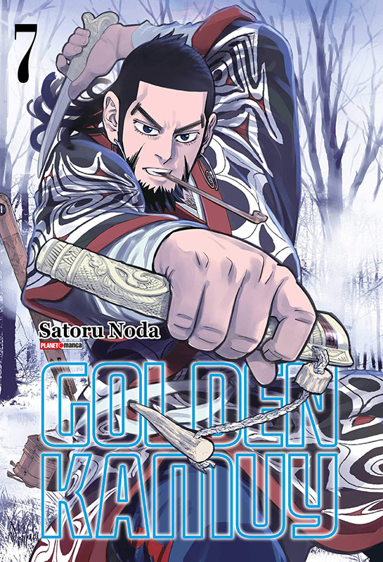 Golden Kamuy # 7