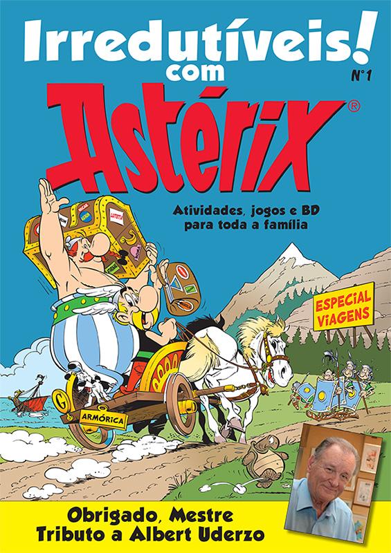 Irredutíveis com Asterix