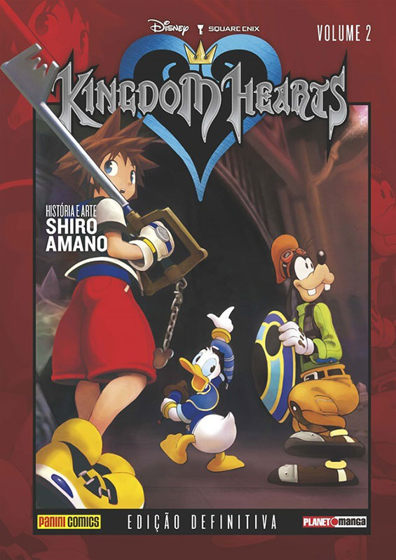 Kingdom Hearts - Volume 2