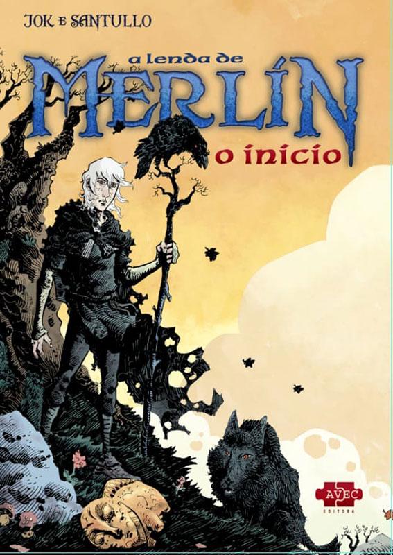 A lenda de Merlín - O início