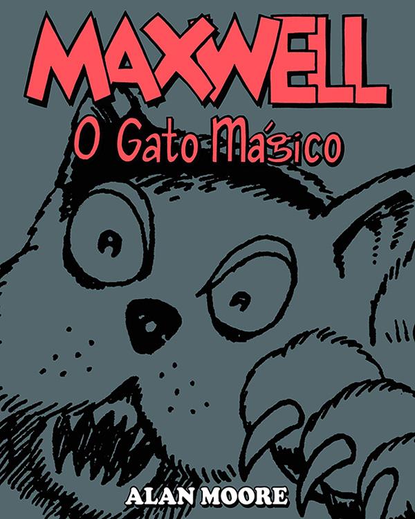 Maxwell – O Gato Mágico