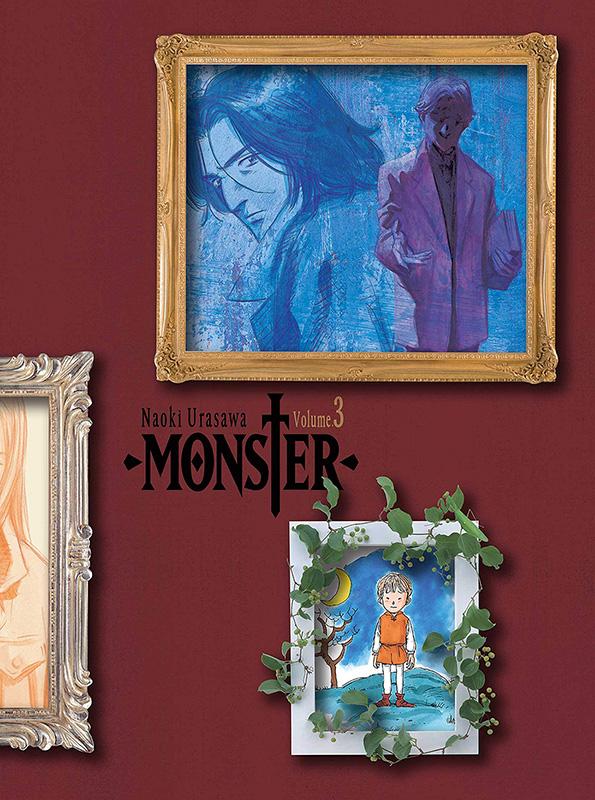 Monster Kanzenban - Volume 3
