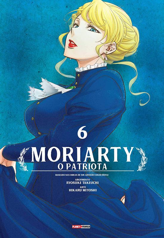 Moriarty – O Patriota # 6