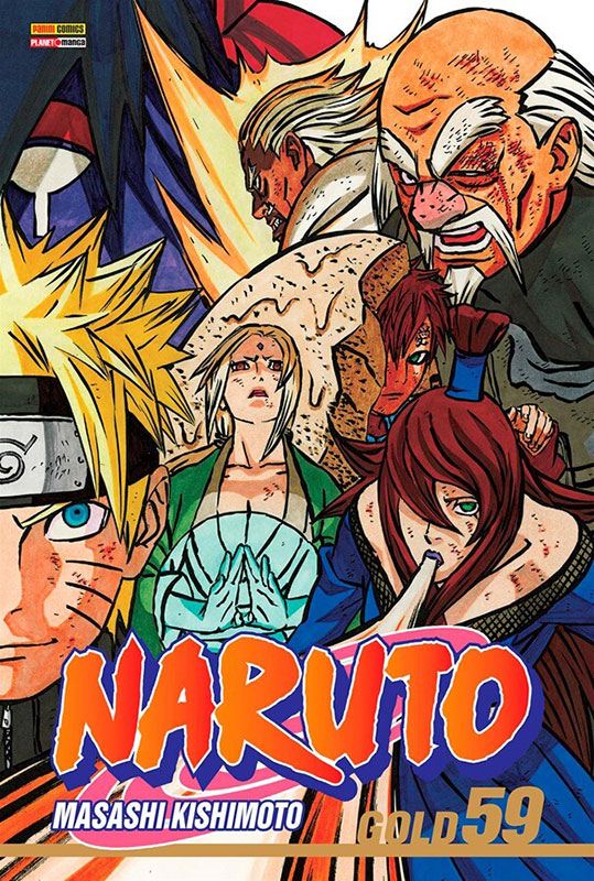 Naruto Gold # 59