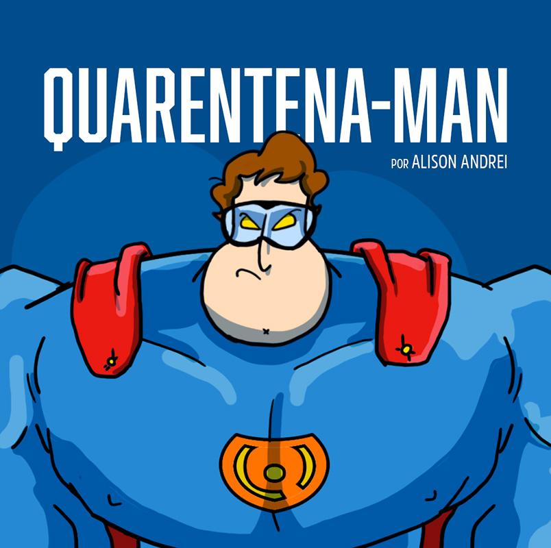 Quarentena-man