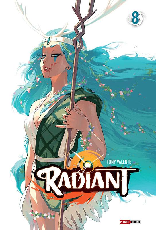Radiant # 8