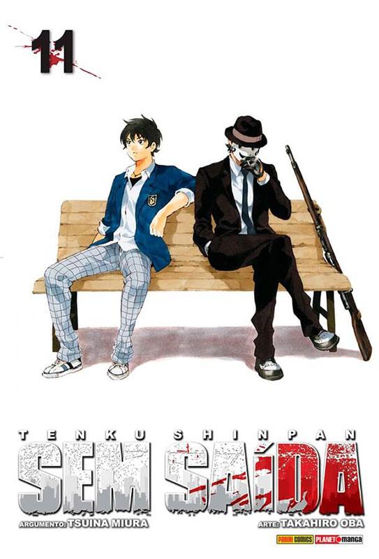 Sem Saída – Tenku Shinpan # 11