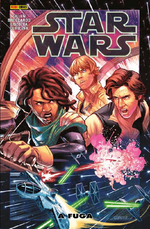 Star Wars - A fuga