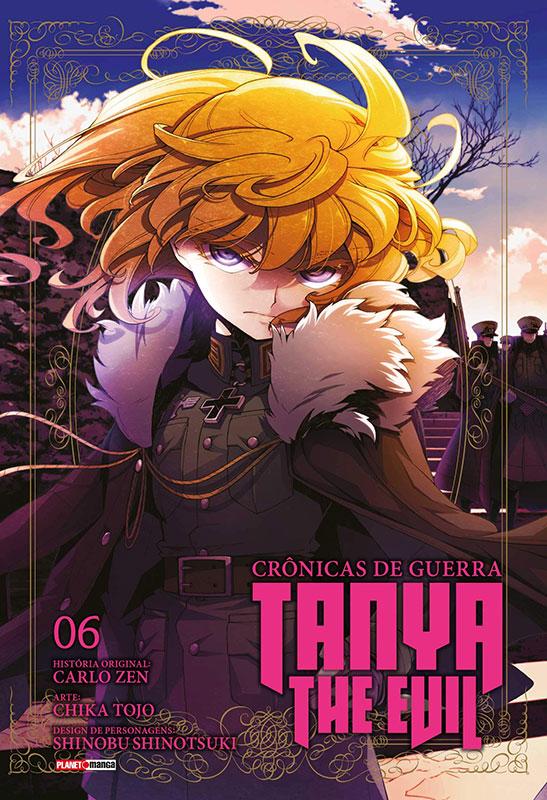 Tanya The Evil – Crônicas de Guerra # 6