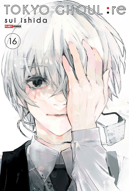 Tokyo Ghoul: Re # 16