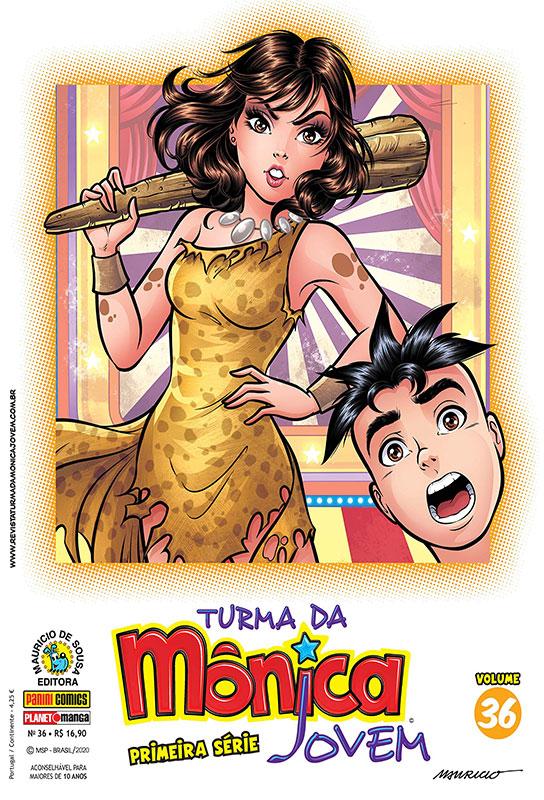 Turma da Mônica Jovem - Primeira Série # 36