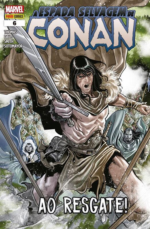 A Espada Selvagem de Conan # 6