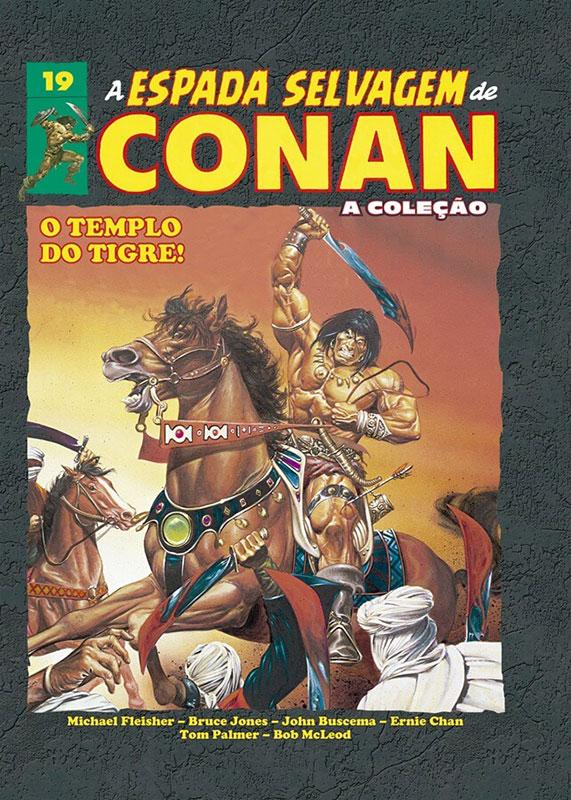 A Espada Selvagem de Conan - A Coleção - Volume 19