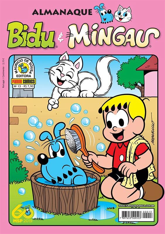Almanaque Bidu e Mingau # 13