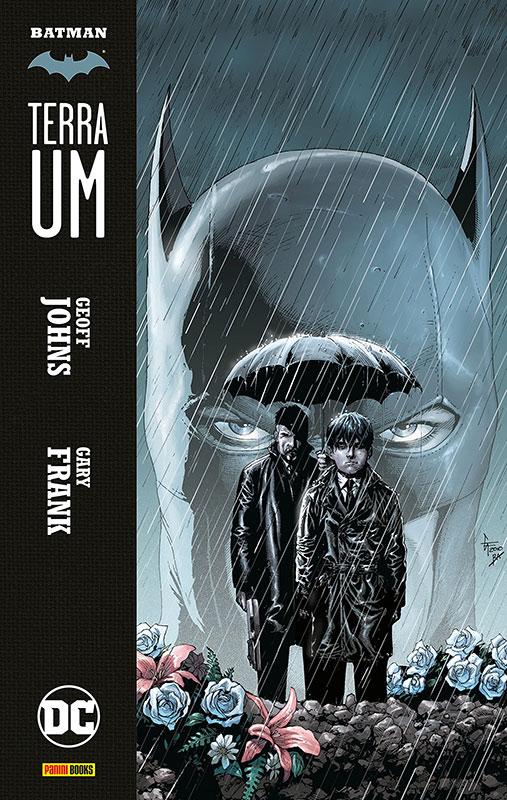 Batman - Terra Um - Volume 1