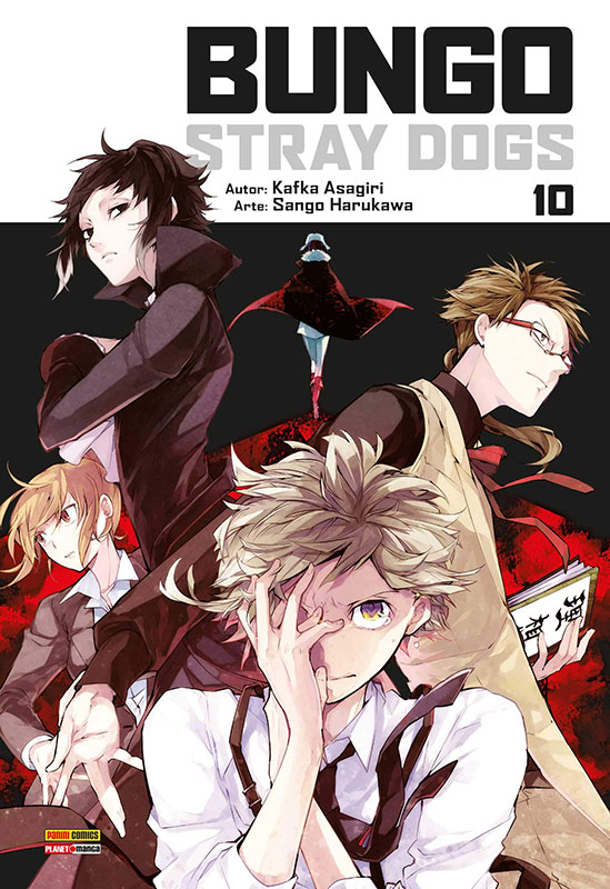 Bungo Stray Dogs # 10
