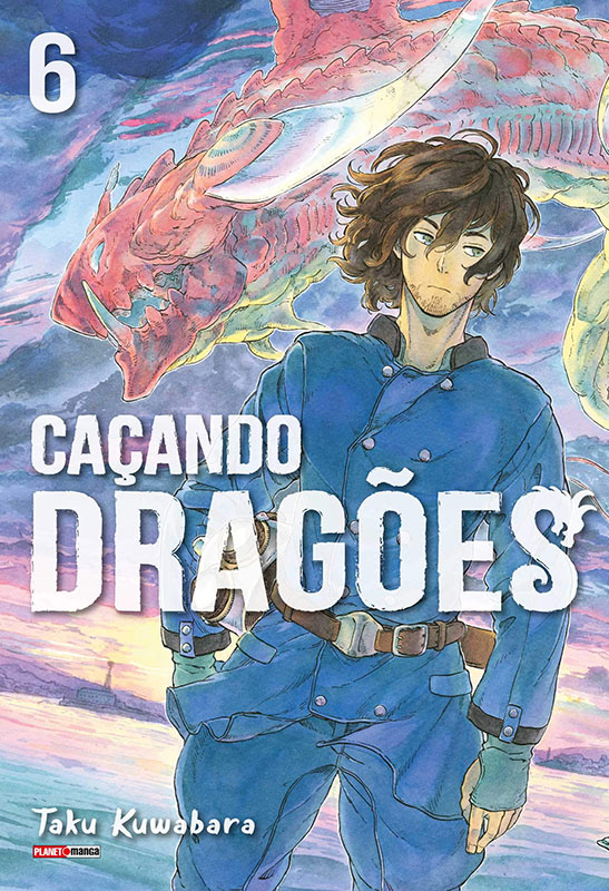 Caçando Dragões # 6