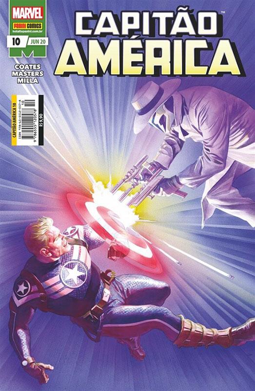 Capitão América # 10
