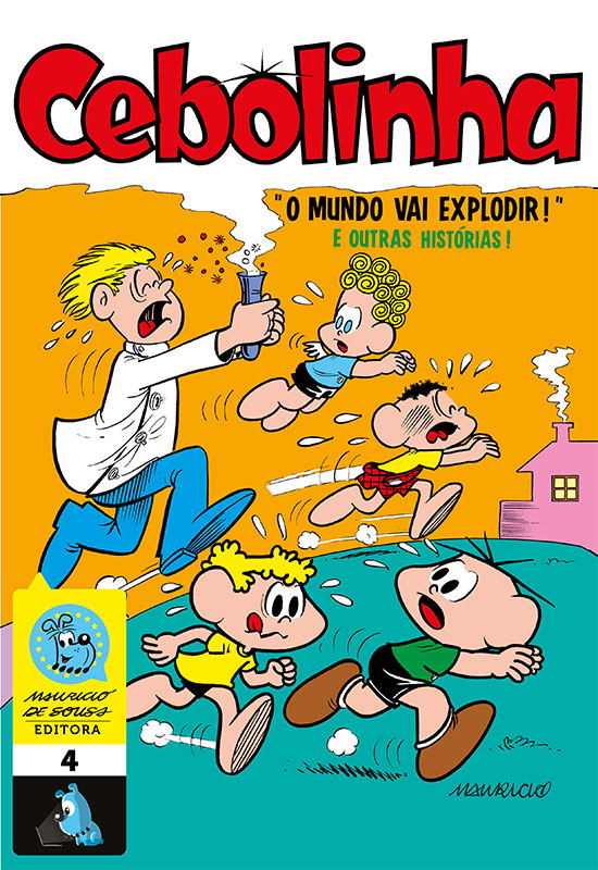 Cebolinha # 4