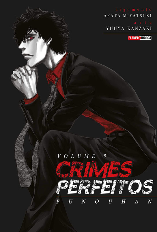 Crimes perfeitos - Fonouhan # 8