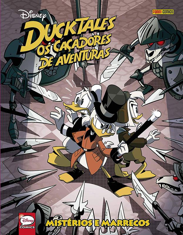 Ducktales - Os caçadores de aventuras - Volume 2 - Mistérios e marrecos