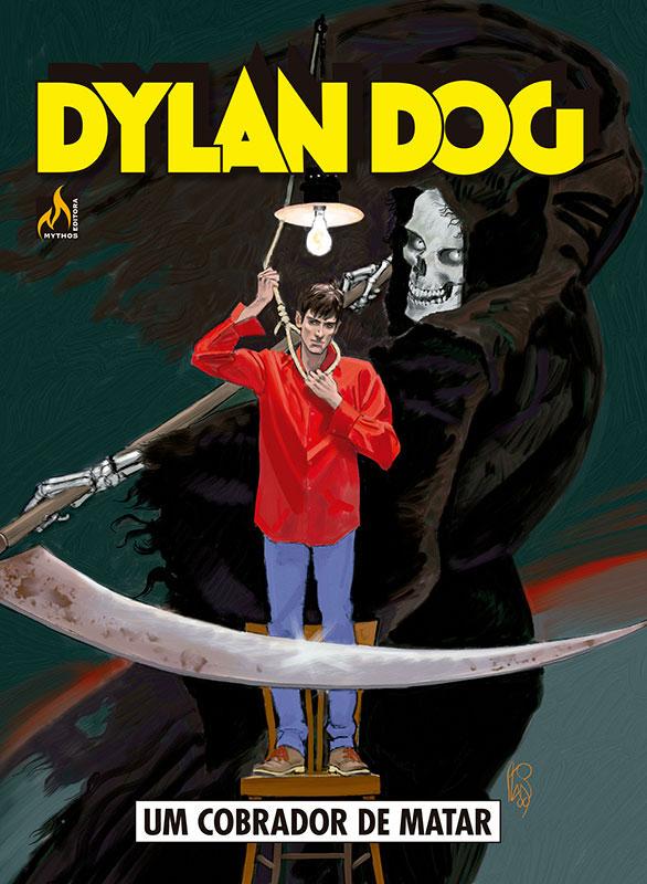 Dylan Dog # 15