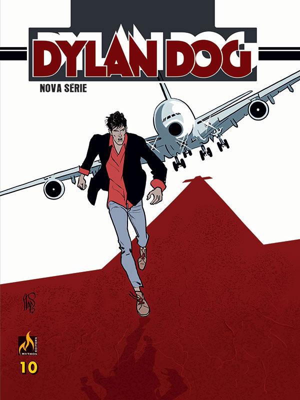 Dylan Dog - Nova série # 10