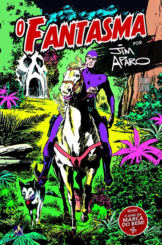 O Fantasma por Jim Aparo