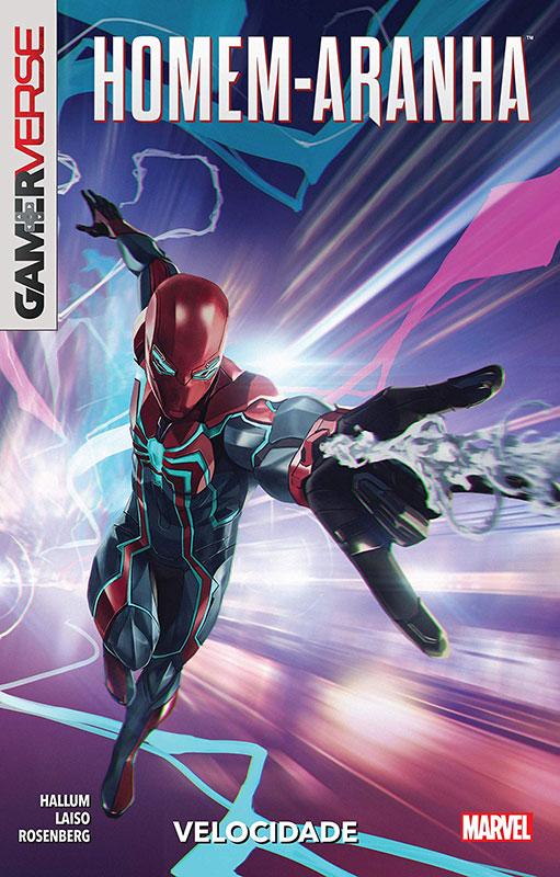 Homem-Aranha - Gameverse - Volume 2 - Velocidade