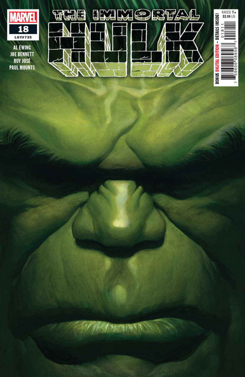 The Immortal Hulk # 18