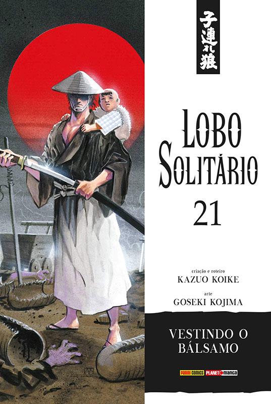 Lobo Solitário # 21