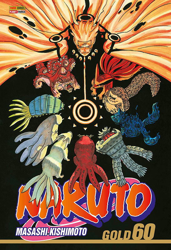Naruto Gold # 60