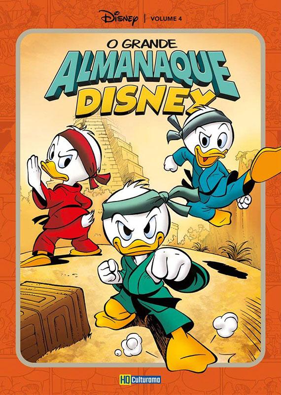 O Grande Almanaque Disney # 4