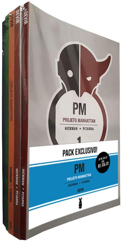 Pack Projeto Manhattan