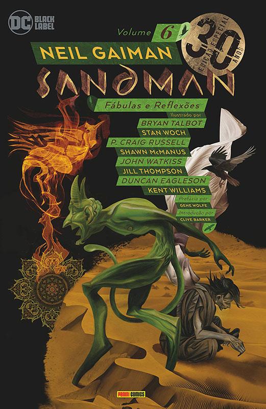 Sandman - Edição especial 30 anos - Volume 6
