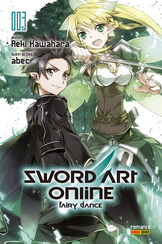 Sword Art Online - Fairy Dance - Volume 3