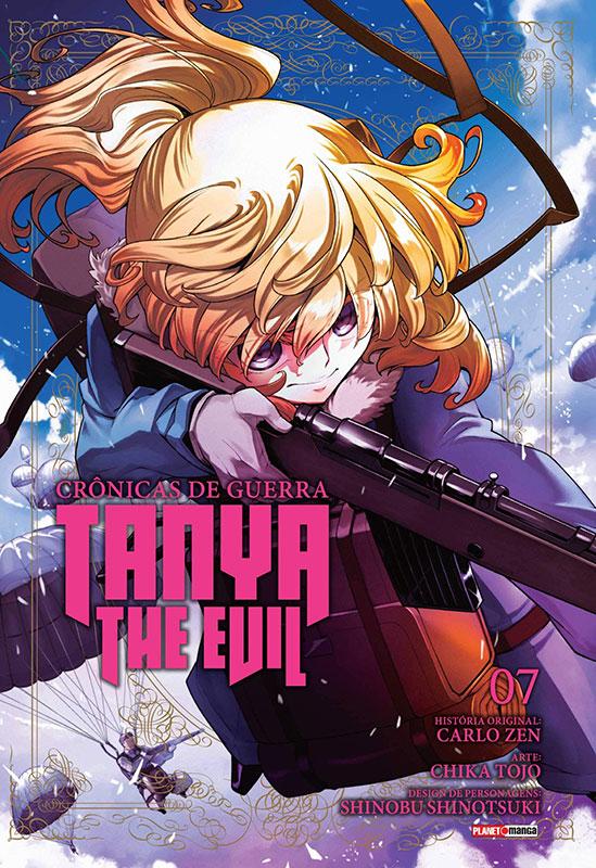 Tanya The Evil – Crônicas de Guerra # 7