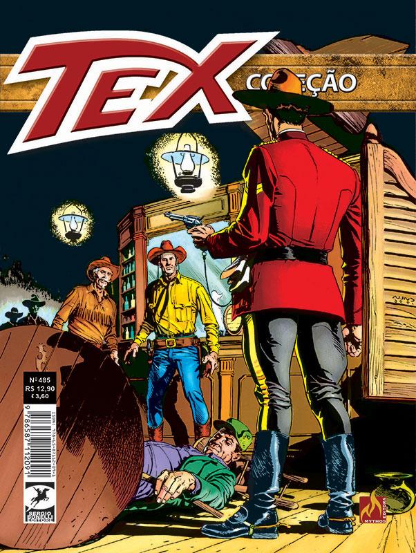 Tex Coleção # 485