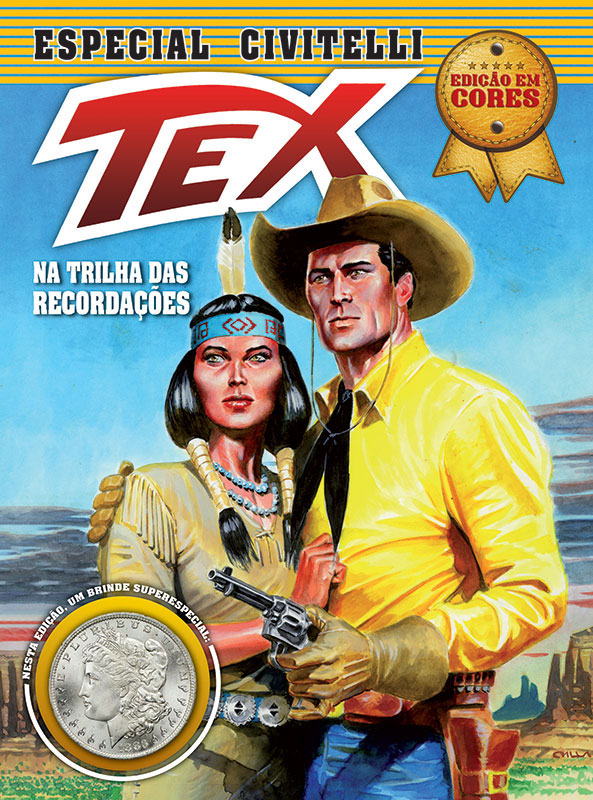 Tex - Especial Civitelli