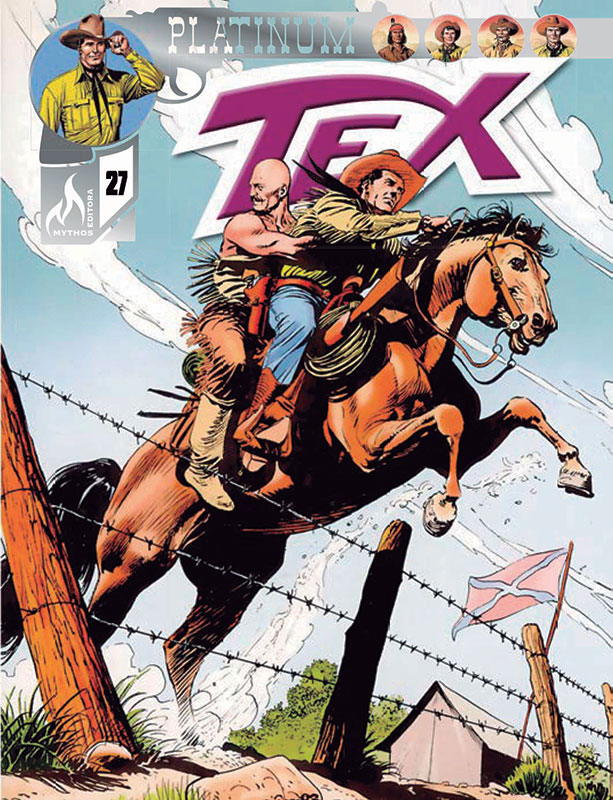Tex Platinum # 27