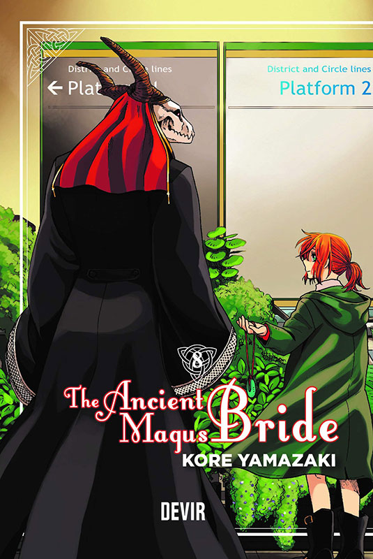 The Ancient Magus Bride - Volume 8