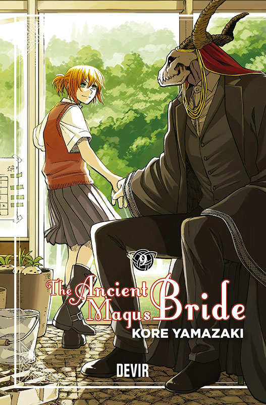 The Ancient Magus Bride - Volume 9
